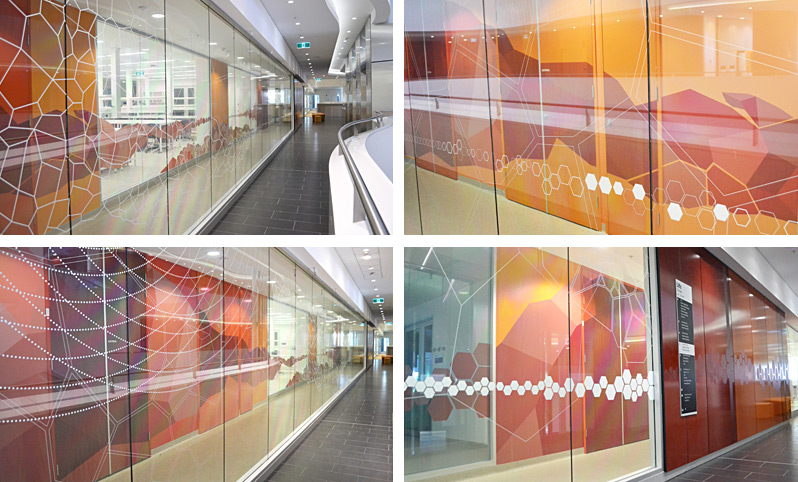 Charles Perkins Centre Environmental Graphics