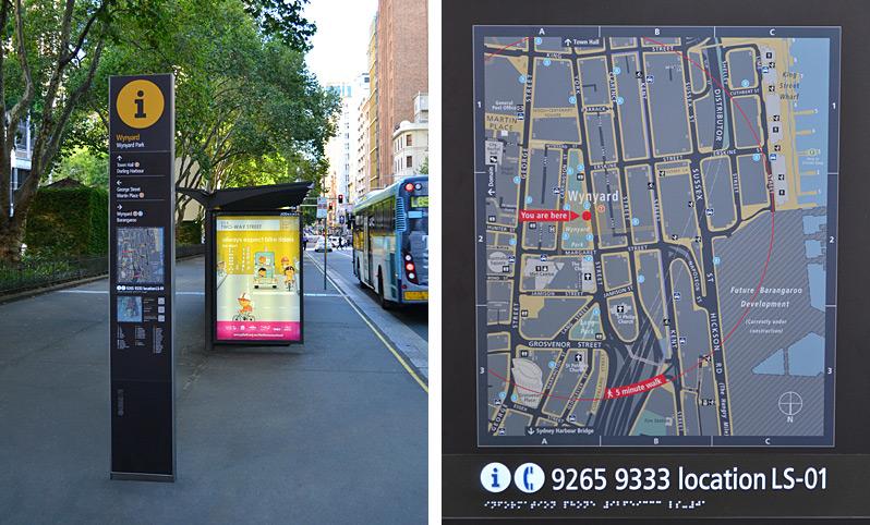 Legible Sydney Pedestrian Wayfinding Strategy