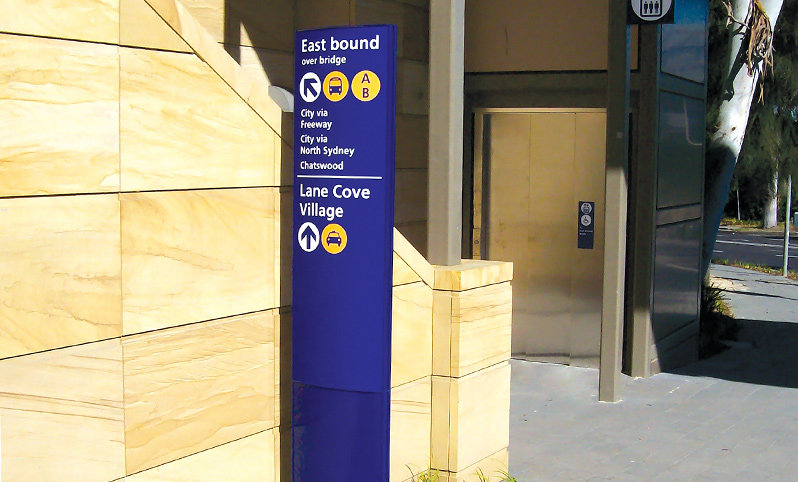 NSW Public Transport – Signage Best Practice Guidelines